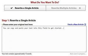 spin rewriter 8.0